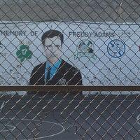 Photo taken at Fishtown Rec Center by jason on 10/31/2011