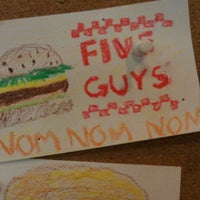 Photo taken at Five Guys by Rich G. on 11/2/2011