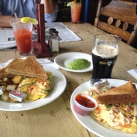 Photo taken at An Beal Bocht Cafe by Deborah K. on 8/5/2012