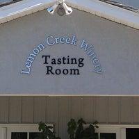 Photo taken at Lemon Creek Winery by jason D. on 8/22/2012