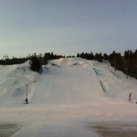 Photo taken at Calabogie Peaks by Mike C. on 3/12/2012
