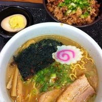 Photo taken at Santouka Ramen by ocean l. on 7/21/2012