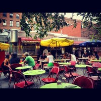 Photo taken at Café de La Esquina by Gabe E. on 8/18/2012