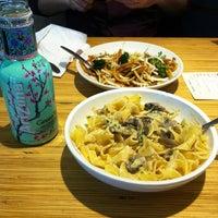 Photo taken at Noodles & Company by Hideki T. on 4/30/2012