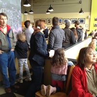 Photo taken at Portage Bay Cafe & Catering by Chris V. on 3/11/2012