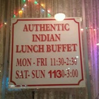 Photo taken at Minerva Indian Cuisine by Alex F. on 9/18/2011