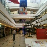Photo taken at Inorbit Mall by Chaitanya D. on 9/5/2011