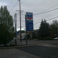 Photo taken at Chevron by Motorcycle D. on 5/2/2012