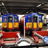 Photo taken at Platform 3 by Jiri K. on 8/27/2012