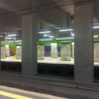 Photo taken at Metro Garibaldi FS (M2, M5) by Alessandro F. on 9/11/2011