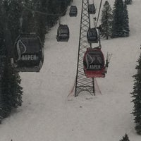 Photo taken at Silver Queen Gondola by Rich S. on 1/18/2012