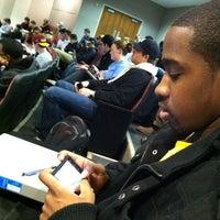 Photo taken at Sanford Hall by Jen G. on 1/30/2012