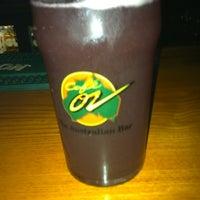 Photo taken at Café Oz by Sean S. on 9/4/2012