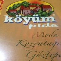 Photo taken at Köyüm Pide by N. Ipek C. on 4/21/2012