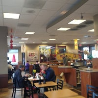 Photo taken at Chick-fil-A Meridian Crossroads by Shanna V. on 2/10/2012