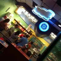 Photo taken at Amy's Ice Creams by Chad S. on 9/18/2011