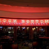Photo taken at Rock Bottom Restaurant & Brewery by De'Mesha A. on 12/13/2011