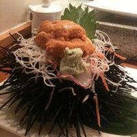 Photo taken at Sushi Yuzu by RioBrad on 3/2/2011