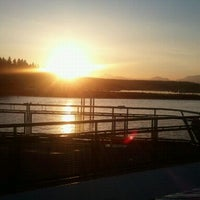 Photo taken at Bainbridge Island Ferry Terminal by Andrew H. on 9/20/2011