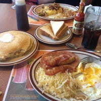 Photo taken at Denny's by Unai G. on 8/12/2012