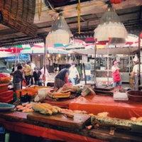 Photo taken at Jagalchi Fish Market by Euy Suk K. on 9/4/2012