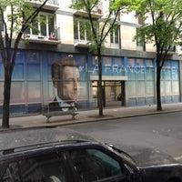 Photo taken at Siège de campagne de Nicolas Sarkozy by Jeremy S. on 4/17/2012