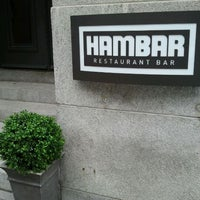 Photo taken at Hambar by JulienF on 5/10/2012