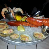 Photo taken at Docks Oyster Bar by Mikihito S. on 2/23/2012