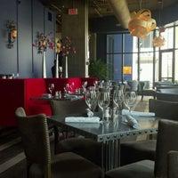 Photo taken at Ava Kitchen & Whiskey Bar by Randall M. on 3/27/2012
