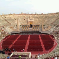 Foto scattata a Arena di Verona da Edoardo M. il 7/24/2012