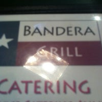 Photo taken at Bandera Grill by Isabella M. on 4/19/2012