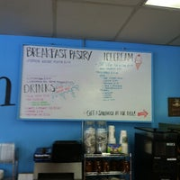 Photo taken at Dough Bakery by Kissie N. on 8/17/2012