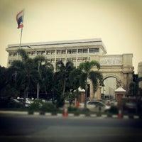 Photo taken at Assumption University by Fah N. on 6/15/2012