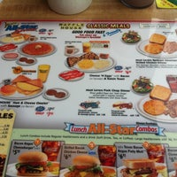 Photo taken at Waffle House by Jacob R. on 6/11/2012