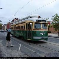 Photo taken at SEPTA BSL/TRL Girard Station by Dennis L. on 7/21/2012