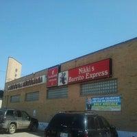 Photo taken at Nikki's Burrito Express by Bryan E. on 4/30/2012