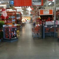 Photo taken at The Home Depot by Don G. on 3/4/2012