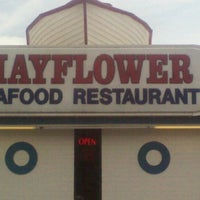 Photo taken at Mayflower Seafood Restaurant by Tanya L. on 9/1/2012