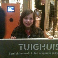 Photo taken at Legermuseum by Geogoeroe on 5/5/2012