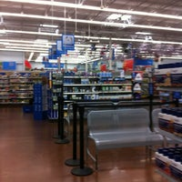 Photo taken at Walmart Supercenter by Tiffany P. on 2/9/2012