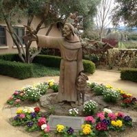 Photo taken at St. Francis Winery & Vineyards by Phillip B. on 3/10/2012