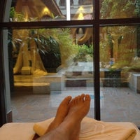 Photo taken at Talise Ottoman Spa by Pao R. on 8/28/2012