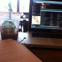 Photo taken at Starbucks by Joseph P. on 6/24/2012