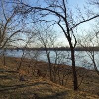 Photo taken at Riverside Park by Toni B. on 1/22/2013
