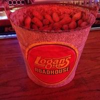 Photo taken at Logan's Roadhouse by Mac on 7/24/2014