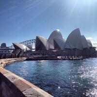 Photo taken at Sydney Opera House by Trinity D. on 7/27/2013