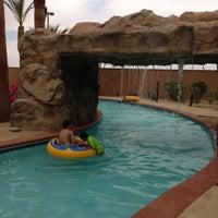 Photo taken at Quechan Casino Resort by Monica G. on 5/5/2013