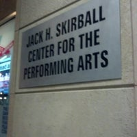 Photo taken at NYU Skirball Center for Performing Arts by Miguel G. on 1/13/2013