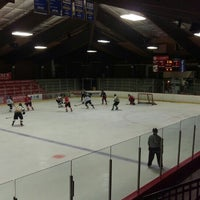 Photo taken at Richfield Ice Arena by Jeremy on 3/26/2016
