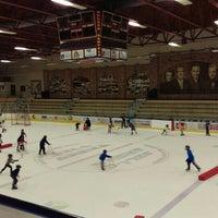 Photo taken at Duluth Heritage Sports Center by Jeremy on 7/21/2015